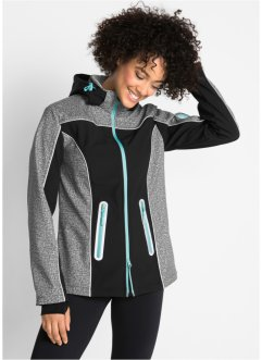 Softshelljacke mit reflektierenden Details, bpc bonprix collection