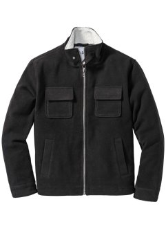 Jacke mit Fellkragen Regular Fit, John Baner JEANSWEAR