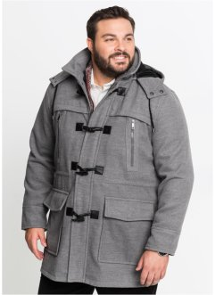 Duffle-Jacke in Wolloptik, bpc selection