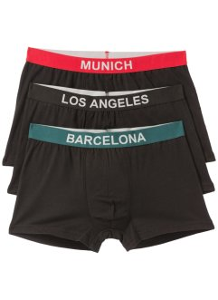 Herren Boxer (3er-Pack), bpc bonprix collection