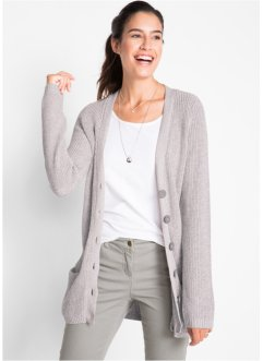 Strickjacke mit Taschen, bpc bonprix collection