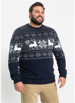 Pullover mit Norwegermuster, bpc bonprix collection