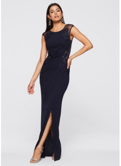 Abendkleid mit Spitzenapplikation, BODYFLIRT boutique