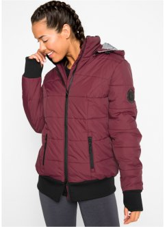 Outdoor-Steppjacke mit bedrucktem Futter, bpc bonprix collection