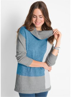 Oversize-Rollkragenpullover, bpc bonprix collection