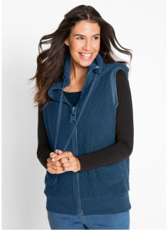 Teddy-Fleece-Weste, bpc bonprix collection