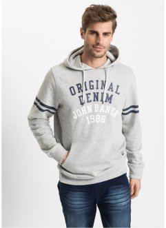 Kapuzensweatshirt Regular Fit, John Baner JEANSWEAR