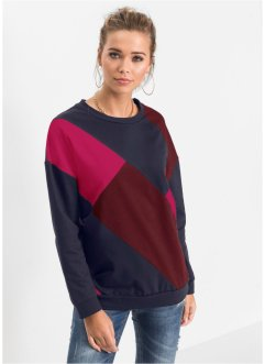 Patchwork-Pullover, RAINBOW