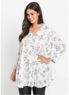 Lange Bluse in A-Form, BODYFLIRT