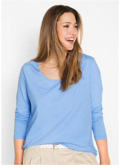 Stretch-Shirt, Langarm, bpc bonprix collection