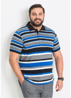 Gestreiftes Poloshirt Regular Fit, bpc selection