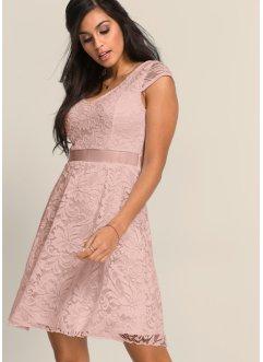 Bonprix kleid lang rosa