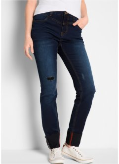 Jeans mit modischem Turn-up – designt von Maite Kelly, bpc bonprix collection