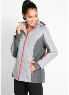 Funktions-Outdoorjacke mit Sternenfutter, bpc bonprix collection