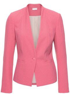 Blazer langarm in rosa von bonprix Bonprix Ganz Welt Versand Mehrfarbig Rabatt Top-Qualität Verkauf Blick Günstig Kaufen Sehr Billig HU3Fvf5JA2