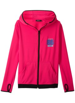 Sportjacke mit Kapuze, bpc bonprix collection