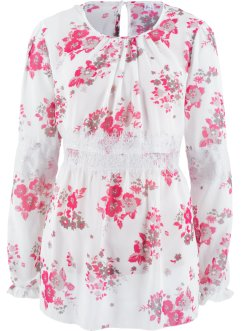Chiffon-Bluse – designt von Maite Kelly, bpc bonprix collection