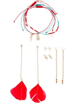 7 tlg. Schmuckset, bpc bonprix collection