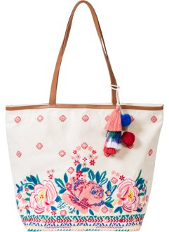 Strandshopper Bestickt, bpc bonprix collection