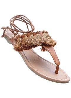 f8e2a6456c2c Sandalen in braun - Die angesagtesten Schuhe für den Sommer