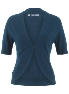 Kurzarm-Strick-Bolero, bpc bonprix collection
