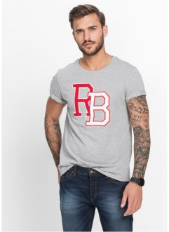 Slim Fit T-Shirt, RAINBOW