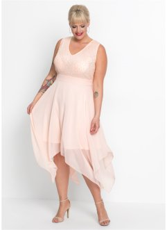 Abend-Midikleid mit Pailletten, BODYFLIRT boutique