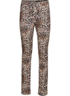 Leggings mit Leo-Print, BODYFLIRT boutique