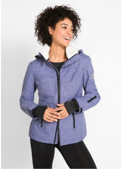 Outdoor-Funktions-Jacke mit Teddyfleece, bpc bonprix collection