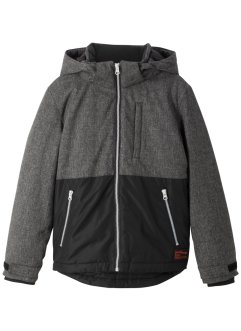 Gefütterte Winterjacke mit Kapuze, bpc bonprix collection