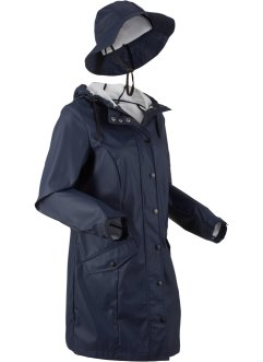 Funktions-Regenjacke mit Hut, bpc bonprix collection