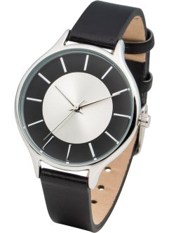 Uhr mit Metallic-Armband, bpc bonprix collection