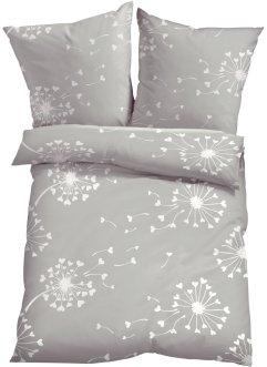 Bettwäsche Bettwäsche Rosagemustert Mit Weißen Streifen Bettwäschegarnituren