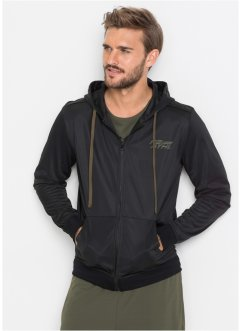 Trikot-Sweatjacke Slim Fit, RAINBOW