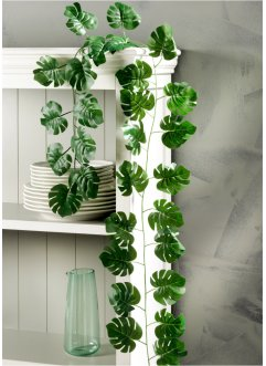 "Kunstblumen-Girlande ""Monstera-Blatt"", bpc living bonprix collection"