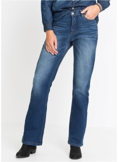 Thermo-Sweat-Jeans Bootcut, John Baner JEANSWEAR