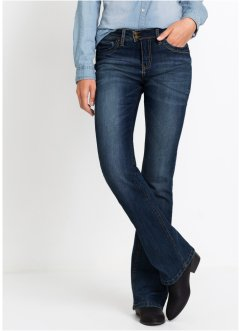 Authentik-Stretch-Jeans, BOOTCUT, John Baner JEANSWEAR