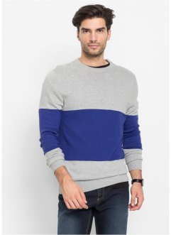 Rundhalspullover Regular Fit, bpc bonprix collection