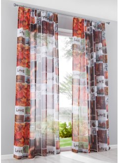 "Gardine ""Autumn"" (1er-Pack), bpc living"