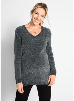 Umstands-Chenille-Pullover, bpc bonprix collection