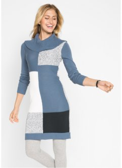Langarm-Strickkleid, bpc bonprix collection