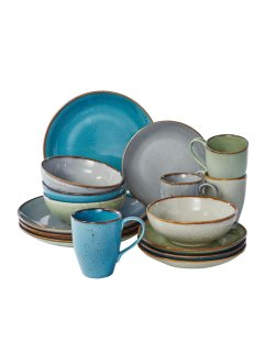 Geschirr Set (16-tlg. Set), bpc living bonprix collection