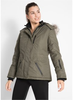 910ee41a95 Wattierte Outdoorjacke mit Fleecefutter, bpc bonprix collection