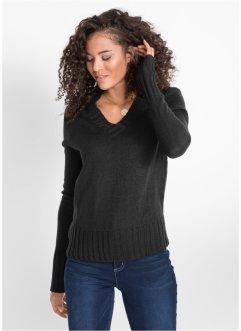 22b414cb290169 Pullover mit V Ausschnitt - modische Eleganz | bonprix