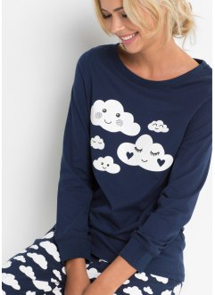 wholesale dealer ae399 b6a5b Damen Pyjama für eine gute Nacht | bonprix