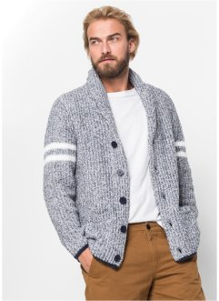 Strickjacke m. Schalkragen, bpc bonprix collection