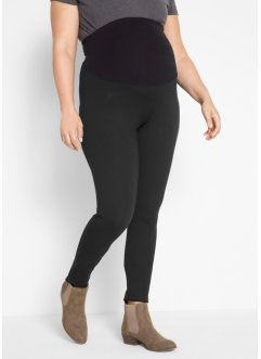 Umstandsleggings aus schwerem Jersey Punto di Roma, bpc bonprix collection