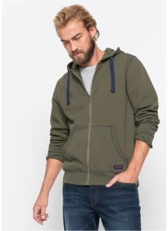 Sweatjacke Regular Fit, John Baner JEANSWEAR