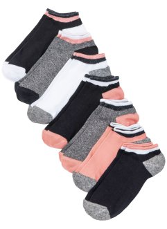 Sneakersocken (7er Pack) mit Bio-Baumwolle, bpc bonprix collection