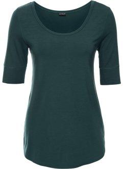 827329cd76fc71 Damen Shirts in grün - das große Sortiment von rund bis v